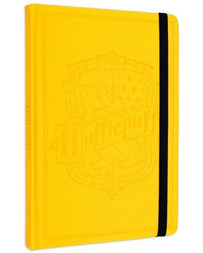 Тефтер Pyramid - Hufflepuff, формат A5 - 1
