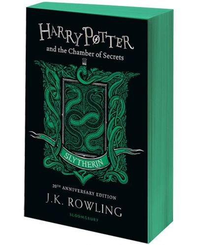 Harry Potter and the Chamber of Secrets – Slytherin Edition - 1