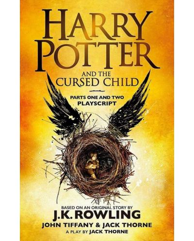 Harry Potter and the Cursed Child pb - 1