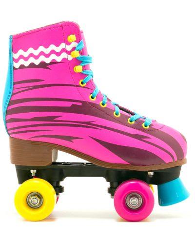 Ролкови кънки Fun Kids Sunny - 34, розови - 1