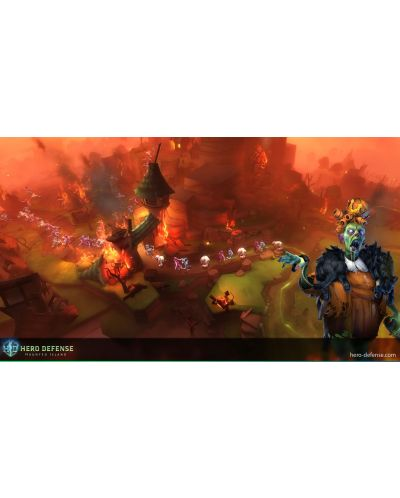 Hero Defense (PS4) - 4