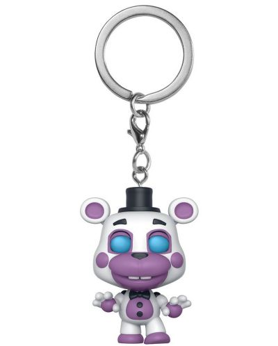 Ключодържател Funko Pocket Pop! Five Nights at Freddy's Pizza Simulator - Helpy - 1