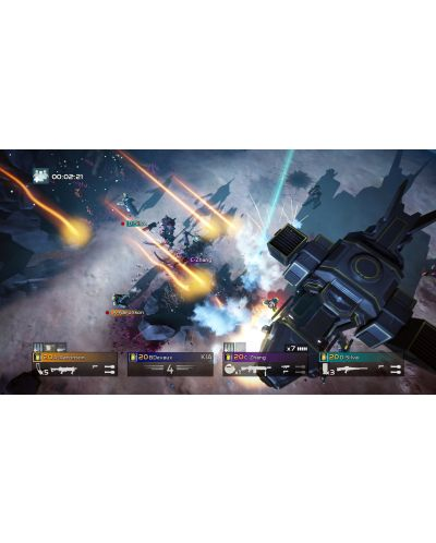 HellDivers Super-Earth Ultimate Edition (PS4) - 9