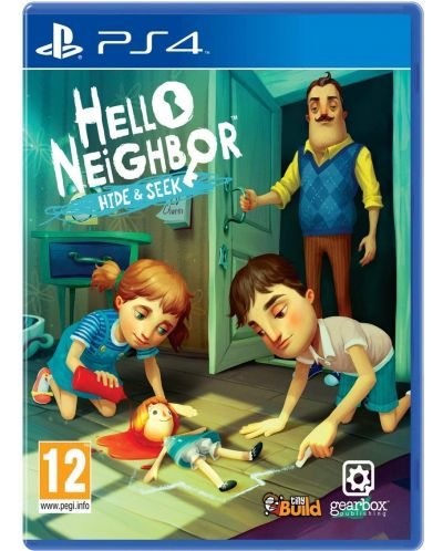Hello Neighbor: Hide and Seek (PS4) - 1