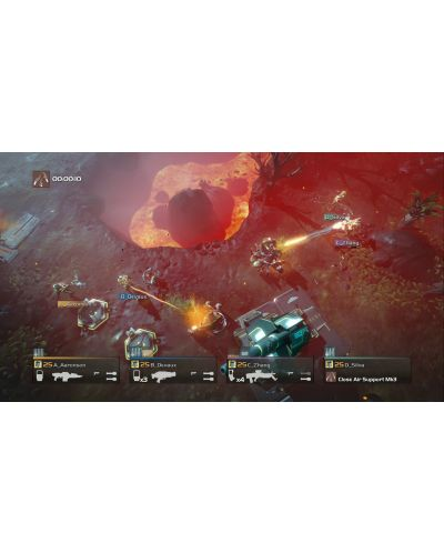 HellDivers Super-Earth Ultimate Edition (PS4) - 8