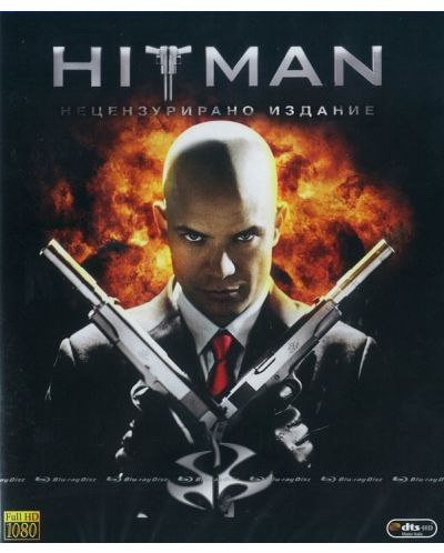 Hitman (Blu-Ray) - 1