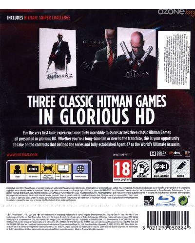 Hitman: HD Trilogy (PS3) - 3