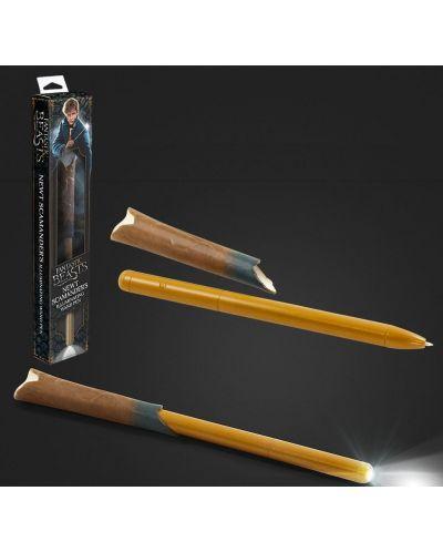 Химикалка Noble Collection Harry Potter - Newt Scamander - 2