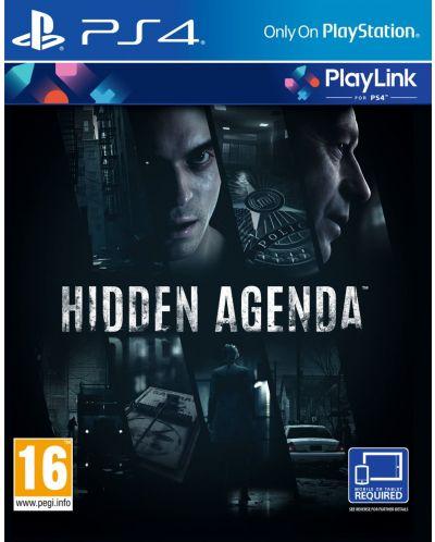 Hidden Agenda (PS4) - 1