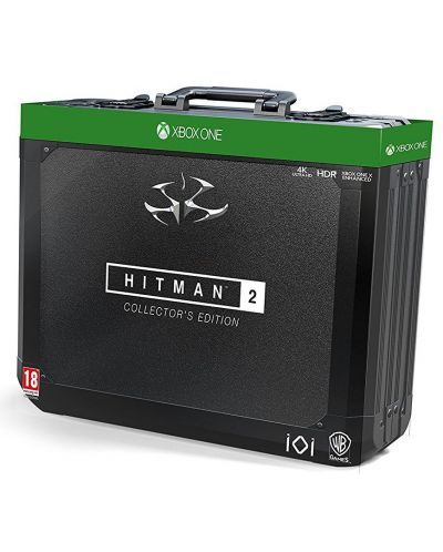 Hitman 2 Collector's Edition (Xbox One) - 1