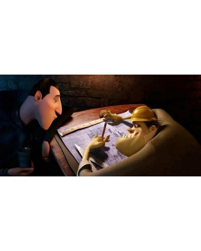 Хотел Трансилвания 3D + 2D (Blu-Ray) - 6