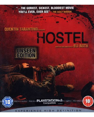 Хотелът на ужасите (Blu-Ray) - 1