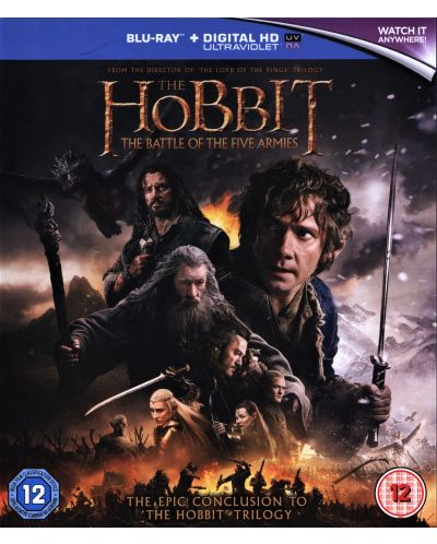 The Hobbit: The Battle of the Five Armies (Blu-Ray) - 1