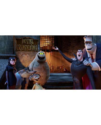 Хотел Трансилвания 3D + 2D (Blu-Ray) - 3