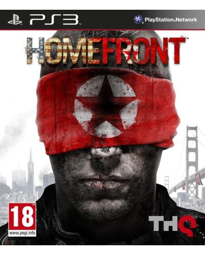 Homefront - Ultimate Edition (PS3) - 1
