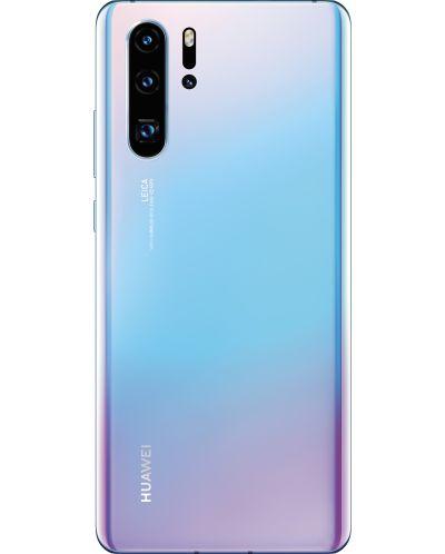 "Смартфон Huawei P30 Pro - 6.47"", 128GB, Breathing Crystal - 2"