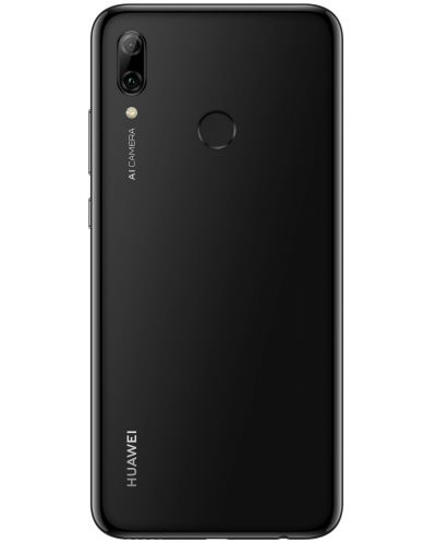 "Смартфон Huawei P Smart 2019 - 6.21"", 2340x1080, Dual SIM, Hisilicon Kirin 710 4x2.2 GH, Midnight Black - 2"