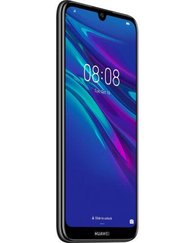 "Смартфон Huawei Y6 - 6.09"", 32GB, черен - 3"