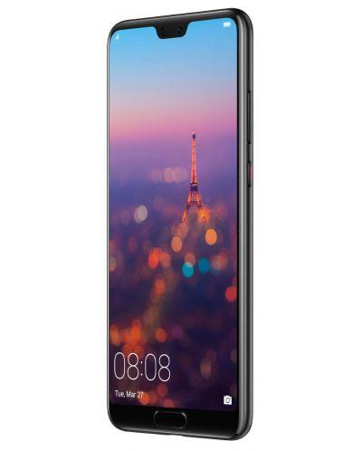 """Смартфон Huawei P20, Dual SIM, EML-L29C, 5.8"""", Черен - 2"""