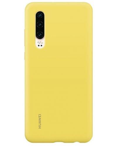 Калъф Huawei - Elle P30, жълт - 1