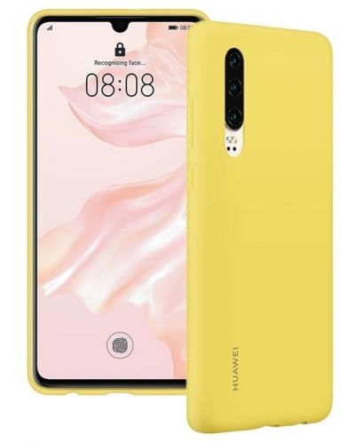 Калъф Huawei - Elle P30, жълт - 2