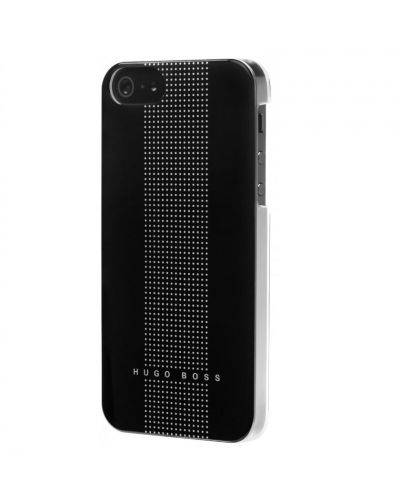 HUGO BOSS Dots Hardcover за iPhone 5 - черен - 2