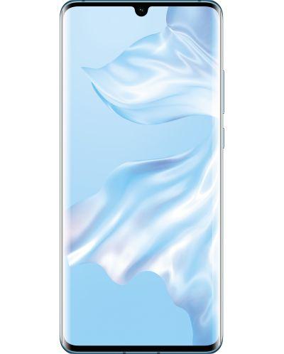 """Смартфон Huawei P30 Pro - 6.47"""", 128GB, черен - 1"""