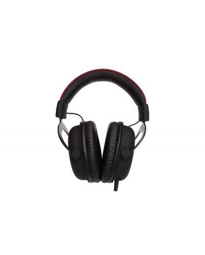 Гейминг слушалки Kingston HyperX Cloud - черни - 6