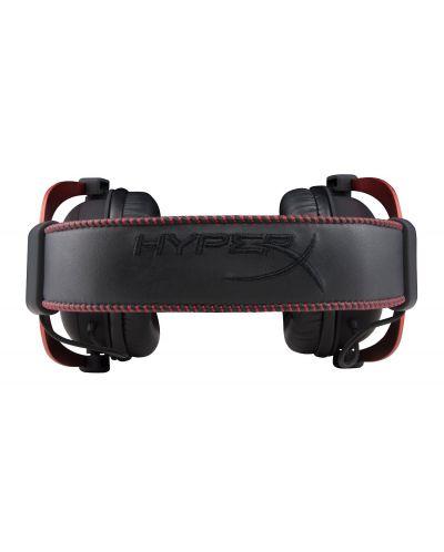 Гейминг слушалки Kingston HyperX Cloud II Pro - червени - 6