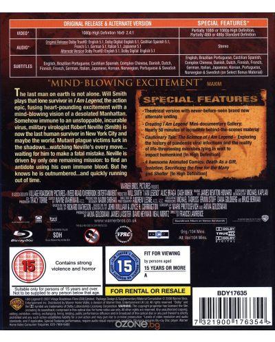 I Am Legend (Blu-Ray) - 2