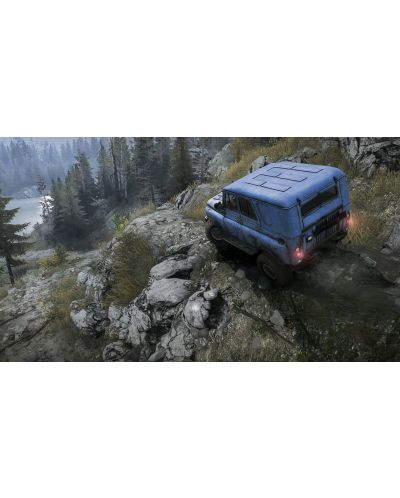 Spintires Mudrunner - American wilds Edition (PC) - 10