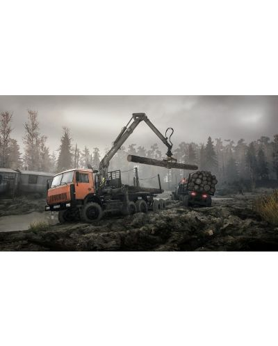 Spintires Mudrunner - American wilds Edition (PC) - 8