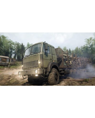 Spintires Mudrunner - American wilds Edition (PC) - 9