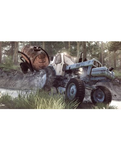 Spintires Mudrunner - American wilds Edition (PC) - 4
