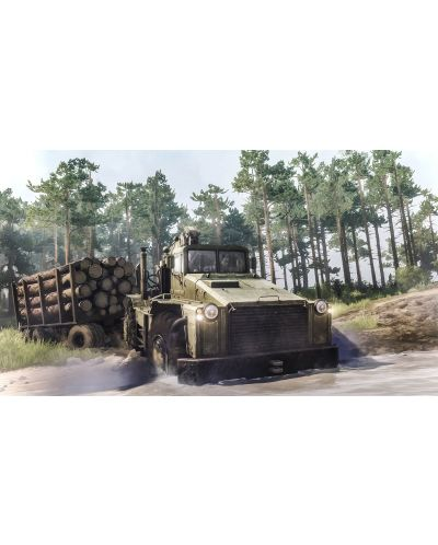 Spintires Mudrunner - American wilds Edition (PC) - 6