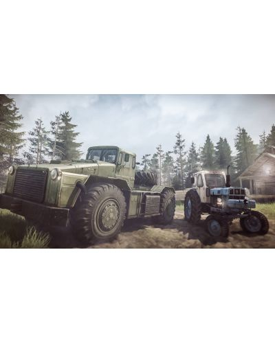 Spintires Mudrunner - American wilds Edition (PC) - 3