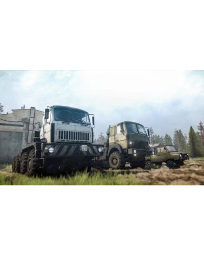 Spintires Mudrunner - American wilds Edition (PC) - 7