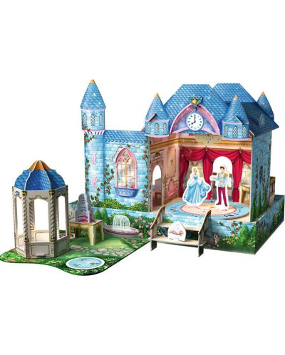 Игрален комплект Trefl Disney Princess - Пепеляшка - 2