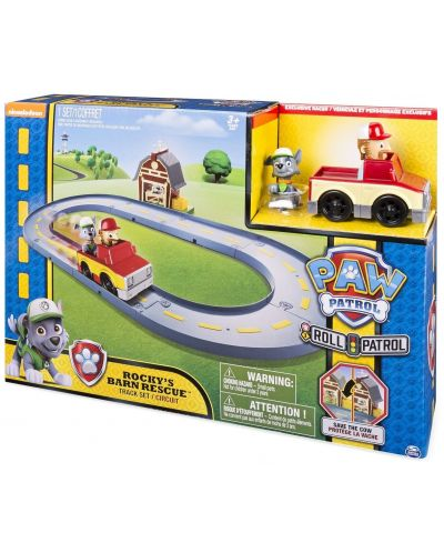 Игрален комплект Nickelodeon Paw Patrol - Roll Patrol - 1