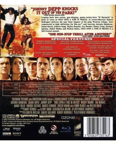 Имало едно време в Мексико (Blu-Ray) - 3