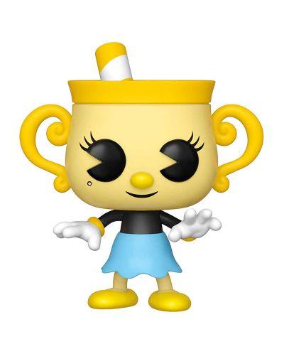 Фигура Funko Pop! Games: Cuphead - Ms. Chalice, #416 - 1