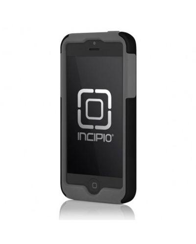 Incipio Code за iPhone 5 -  черно-сив - 2