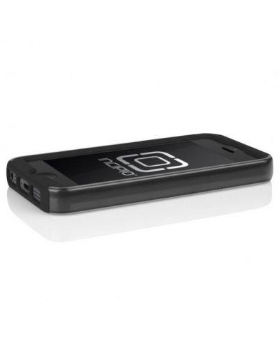 Калъф Incipio Dual Pro Shine за iPhone 5, Iphone 5s -  сиво-черен - 4
