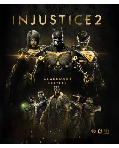 Injustice 2 Legendary Steelbook Edition (Xbox One) - 5