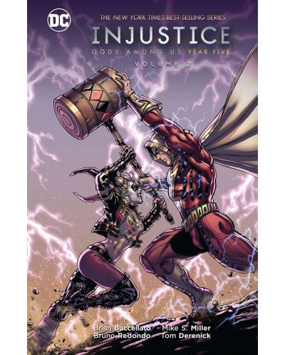 Injustice Gods Among Us Year Five Vol. 2 - 1