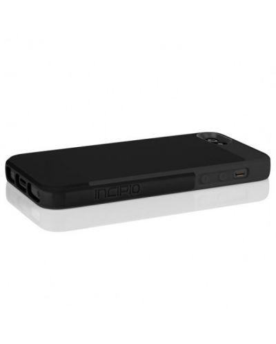 Incipio Faxion Case за iPhone 5 -  черен - 3