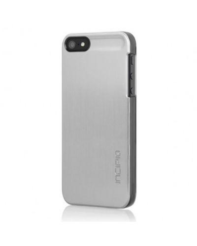 Калъф Incipio Feather Shine за iPhone 5, Iphone 5s -  сребрист - 1