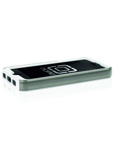 Калъф Incipio Dual Pro Shine за iPhone 5, Iphone 5s -  сиво-бял - 3