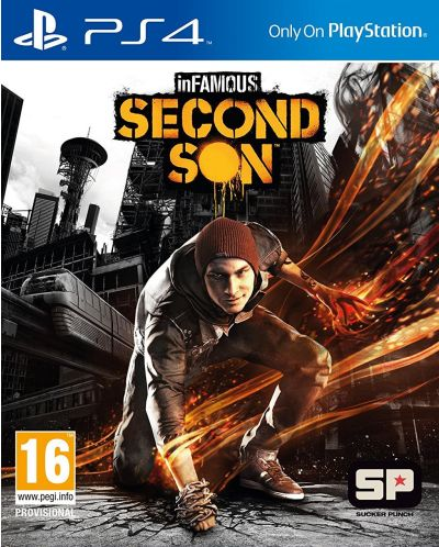 inFAMOUS: Second Son (PS4) - 6