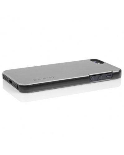 Калъф Incipio Feather Shine за iPhone 5, Iphone 5s -  сребрист - 3
